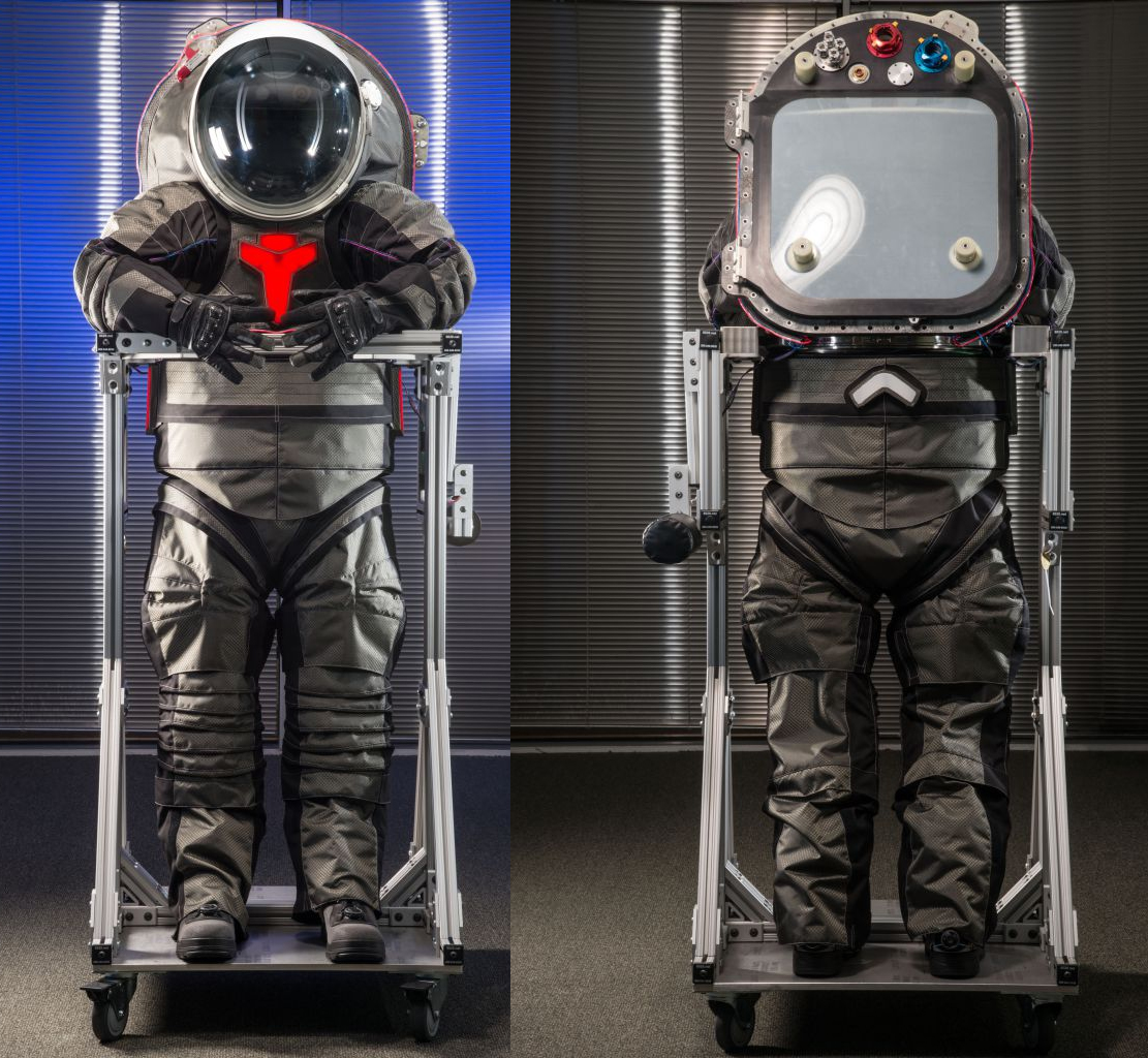 New Martian Spacesuit