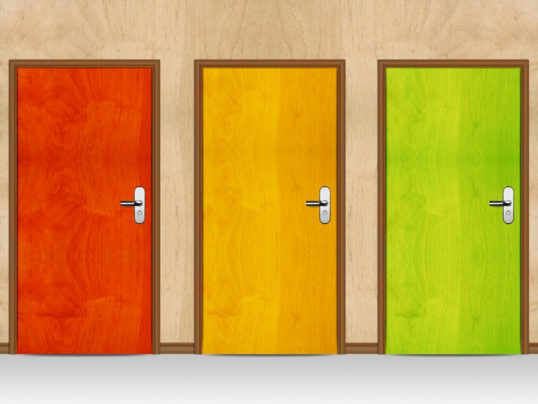 The Monty Hall Problem - 3 doors