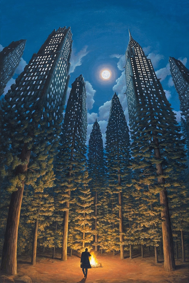 The Arboreal Office Rob Gonsalves