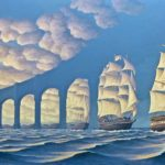 Surrealists Paintings by Rob Gonsalves